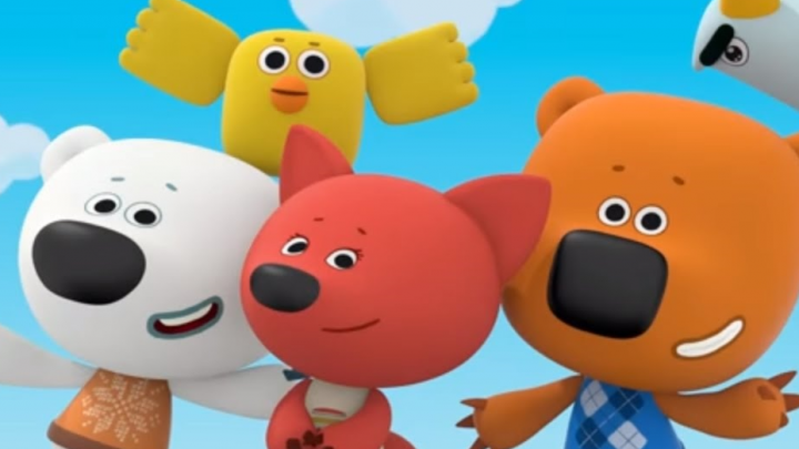 Ми-ми-мишки — Сборник сладких серий про ми-ми-мишек — мультики для детей