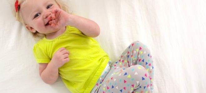Питание ребенка в два года